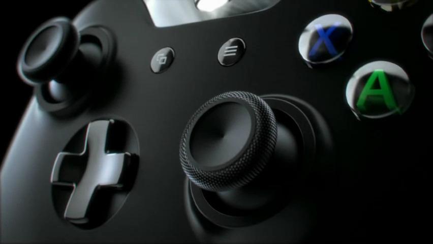 xbox one controller shot