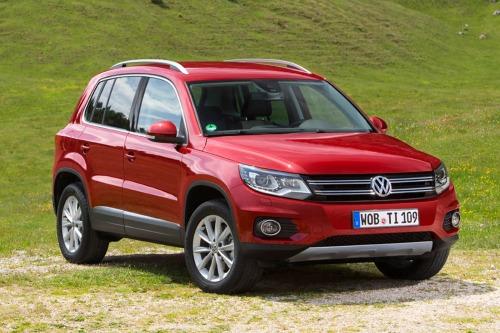 Volkswagen Tiguan Sel >> 12 Safest Small SUVs & Crossovers