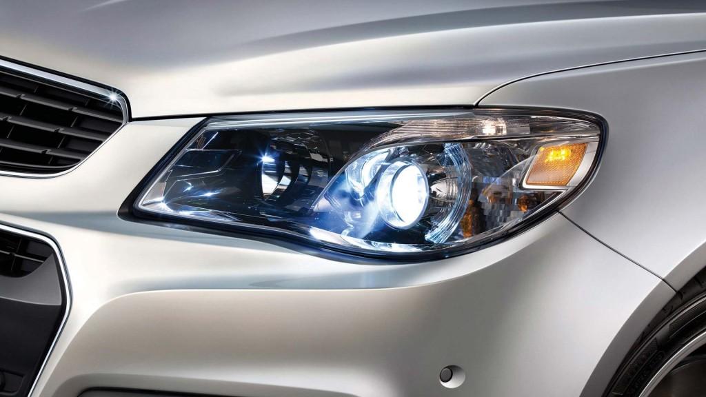 2014 Chevrolet SS headlight