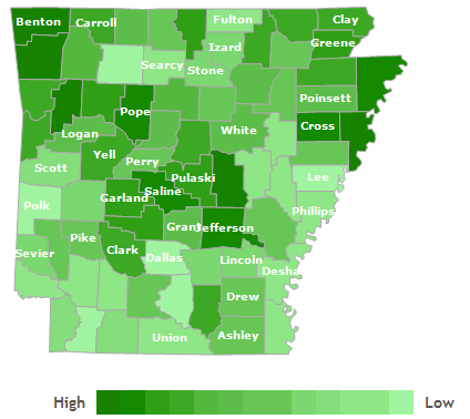 Arkansas Foreclosures - Bank Owned Properties, Short Sales, Auctions and Pre-foreclosures