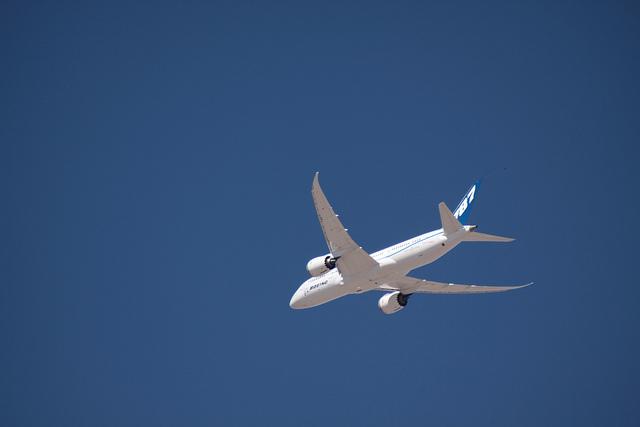 Boeing 787 Planes