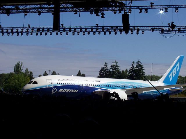 Boeing 787 Planes