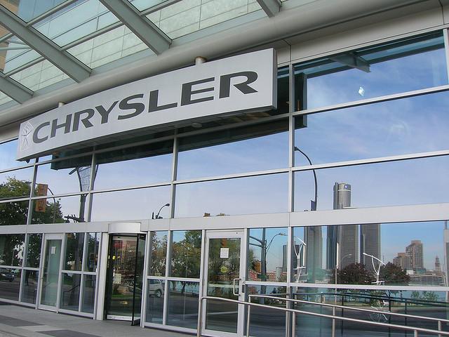 Chrysler Headquater