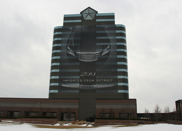 Chrysler Headquater