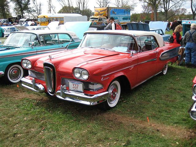 Ford Edsel...