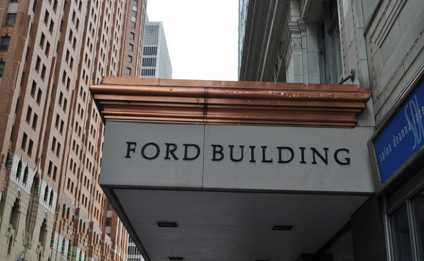 Ford Headquater