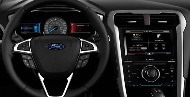 Ford Sync III