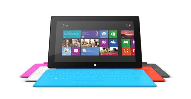 Microsoft windows Surafce RT