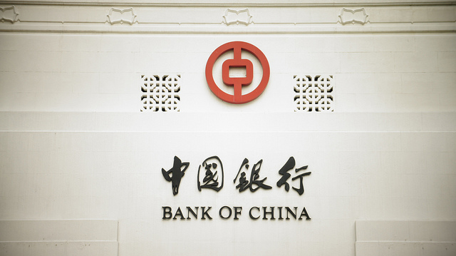 People's Bank of China.....