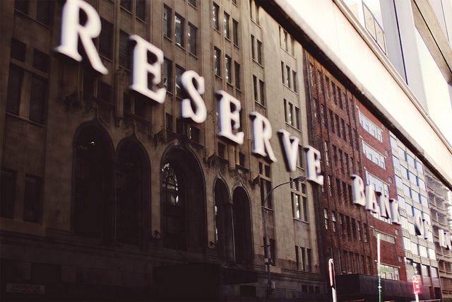 Reserve Bank Of Australia....