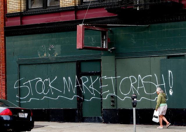 Stock Market Crashing