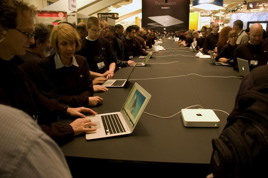 MacBook Air 2008 Apple