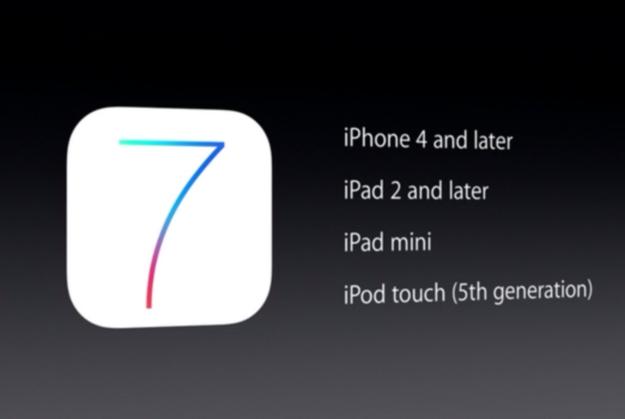iOS 7 wwdc