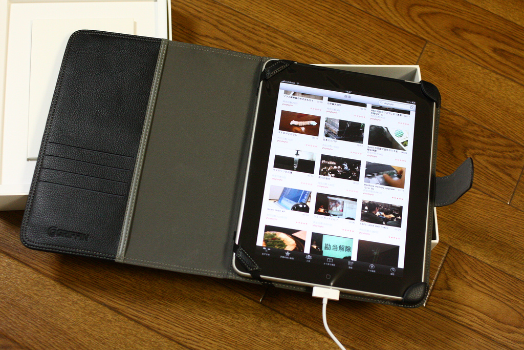 iPad 1 Apple 2010