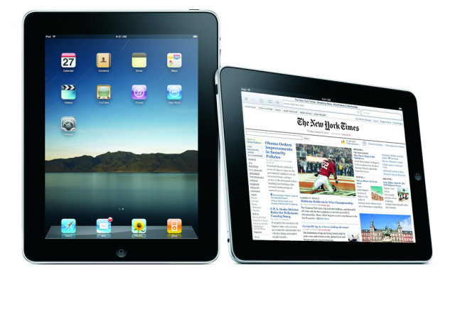 iPad 2 2011 Apple