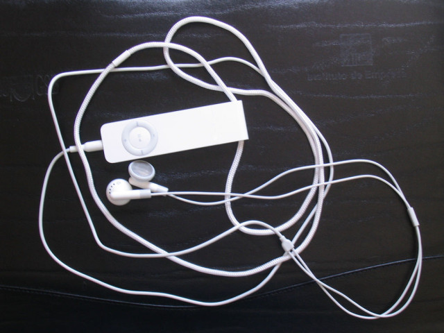 iPod Shuffle 2005