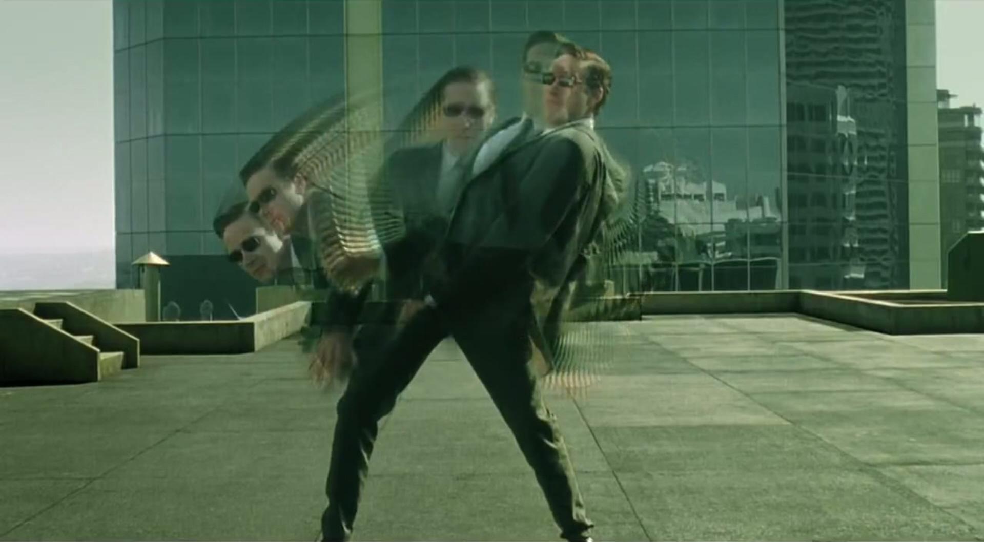 Source: The Matrix