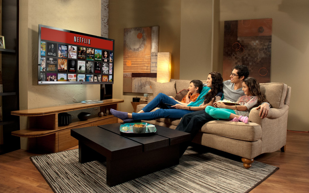 netflix family watch tv movie