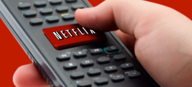 A remote with a Netflix button? Yeah, it exists