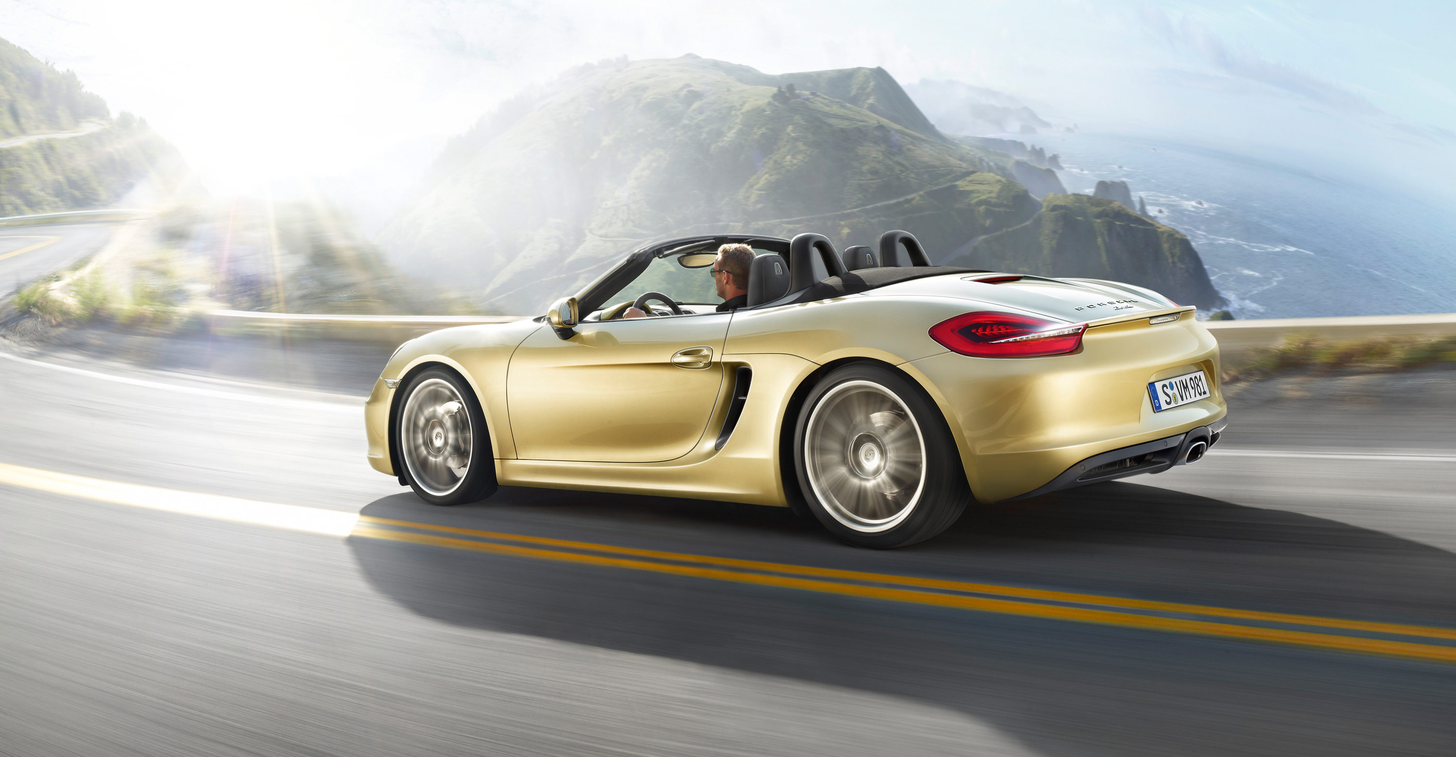 7 Dazzling Luxury Convertibles Available for Under $50 000