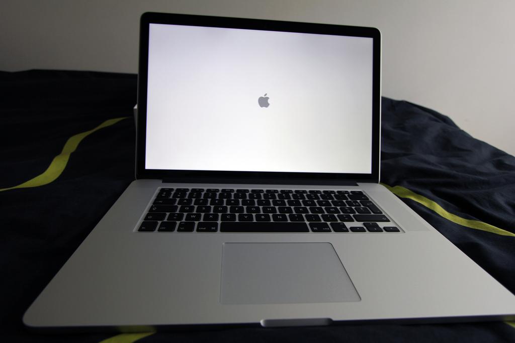 MacBook Retina Apple 2012