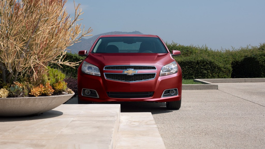 2013 Chevy Malibu Eco