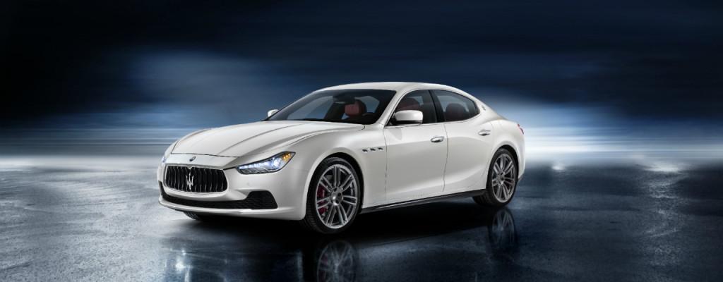 3:4 Maserati Ghibli