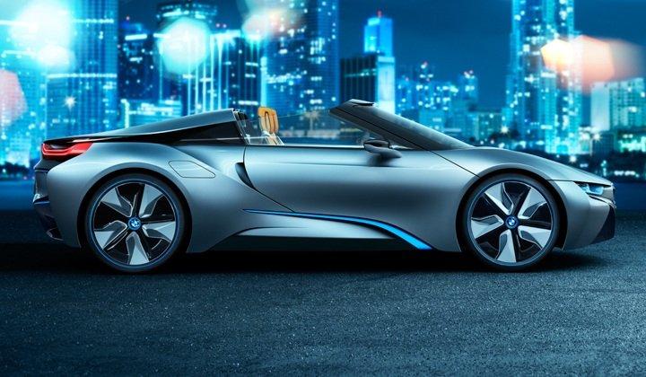 BMWi8Spyder