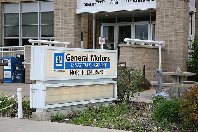 GM Factories