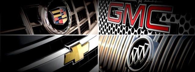 Buick Cadillac Chevrolet GMC