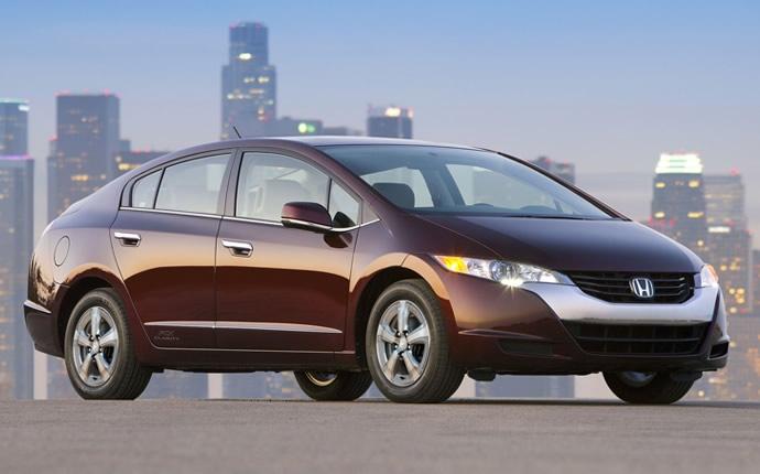 Honda Clarity II