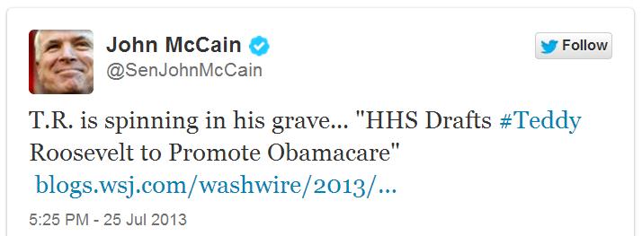 John McCain (SenJohnMcCain) on Twitter