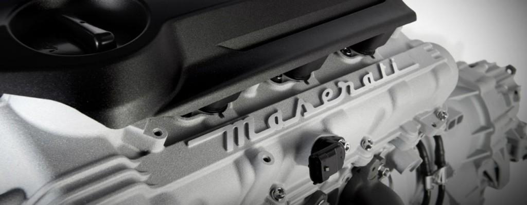 Maserati Engine Block