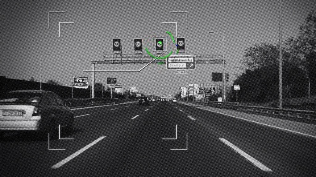 Mobileye driving system