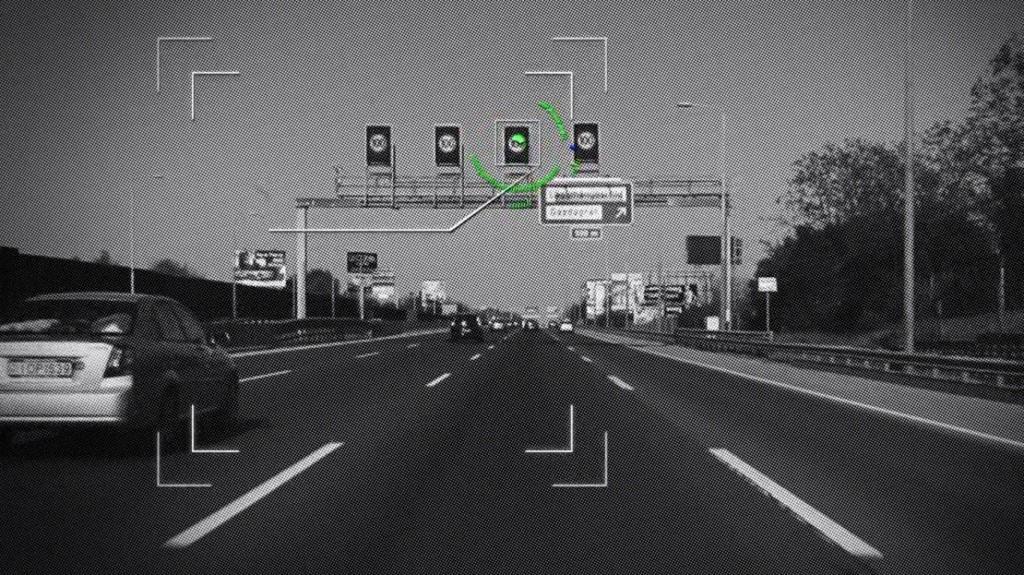 Mobileye driving system