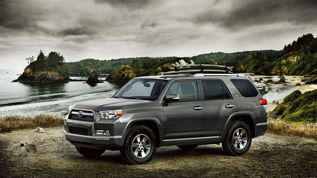 Truck Based Suvs Still Remain A Player For Toyota