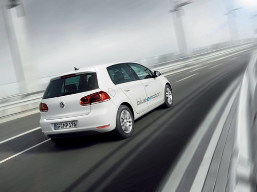 VW E Golf