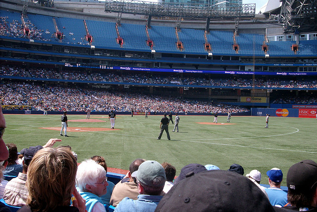 baseball game sports