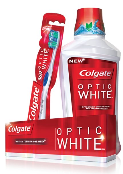 colgate optic white toothpaste