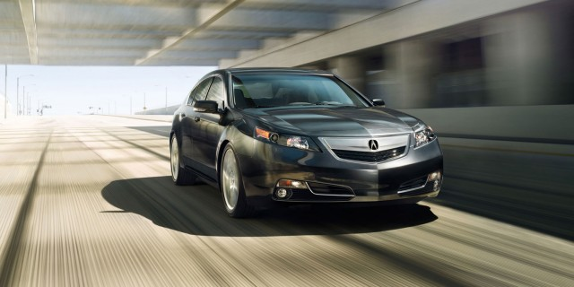 2013 Acura tl-exterior-sh-awd