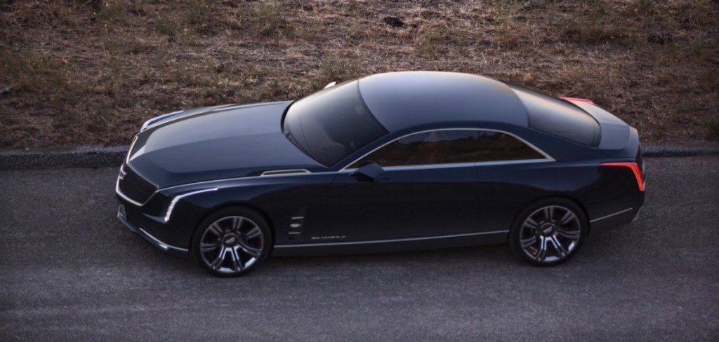 Cadillac Explores High End with This Stunning Concept Car