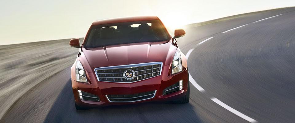 2014 Cadillac ATS Front