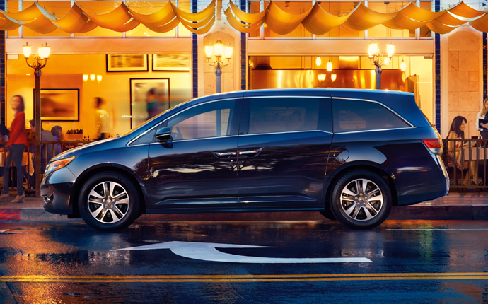 The Honda Odyssey Is a Minivan Safety Champion