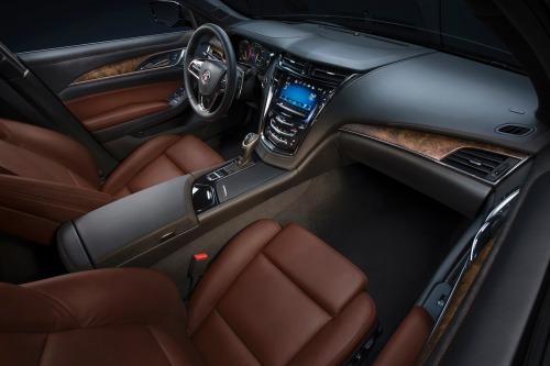 2014_cadillac_cts_sedan_premium_i_oem_3_500 interior
