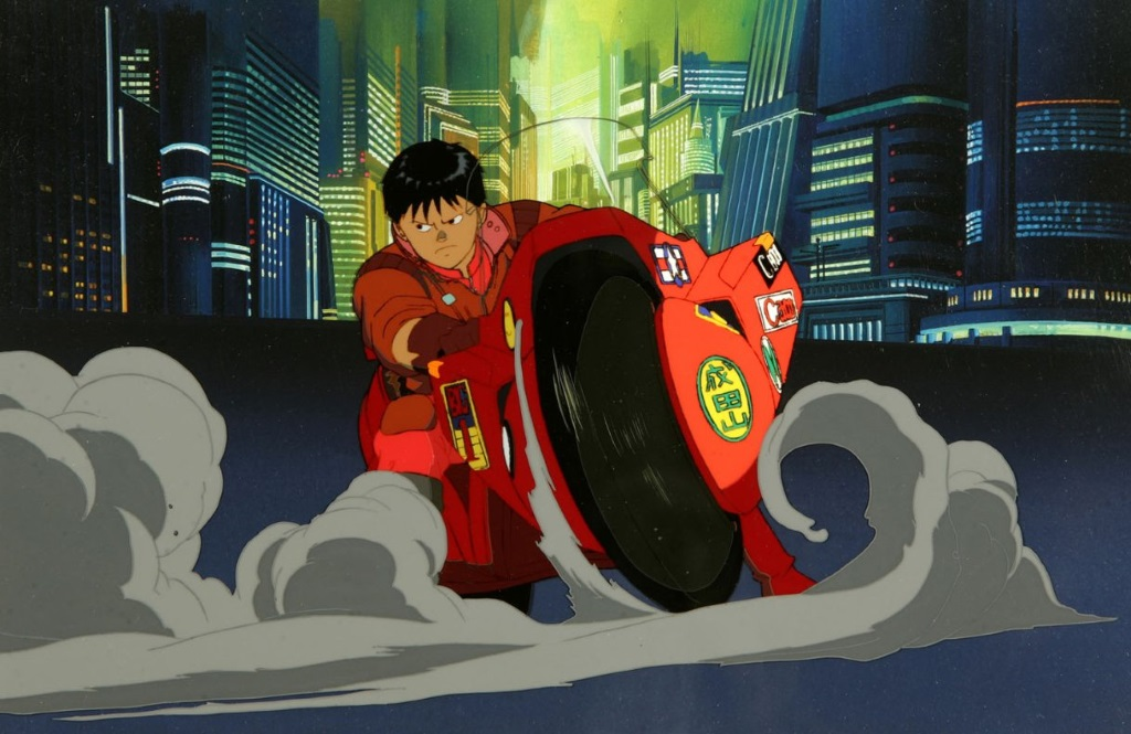 Still from Akira (1988)