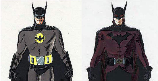 Batman Year One Darren