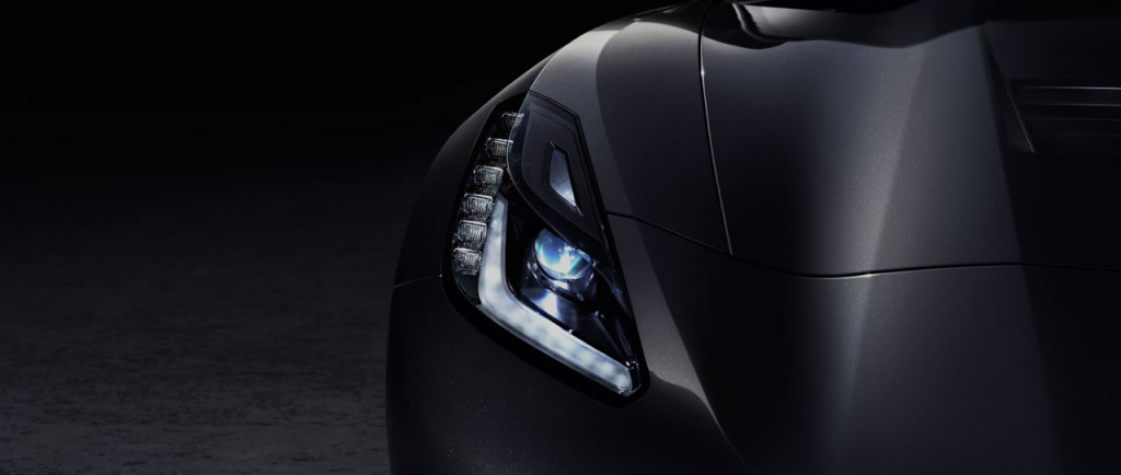 Corvette Stingray Headlight