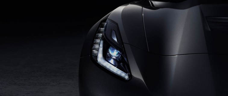 2016 Corvette Stingray Headlight