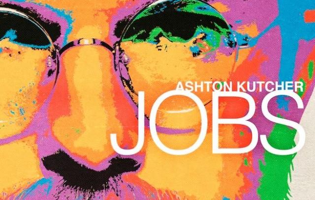 Kutcher as Jobs 2