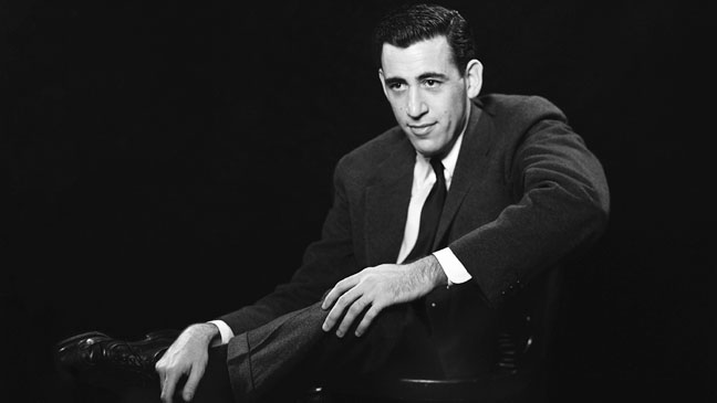 JD Salinger Portrait Session